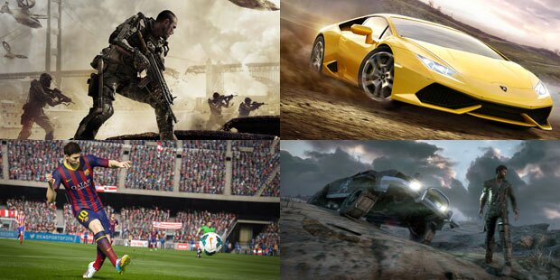 Die Top-Games der gamescom 2014