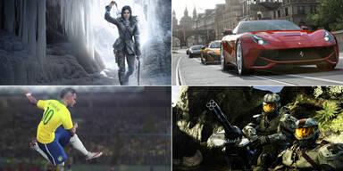 Die Blockbuster der gamescom 2015