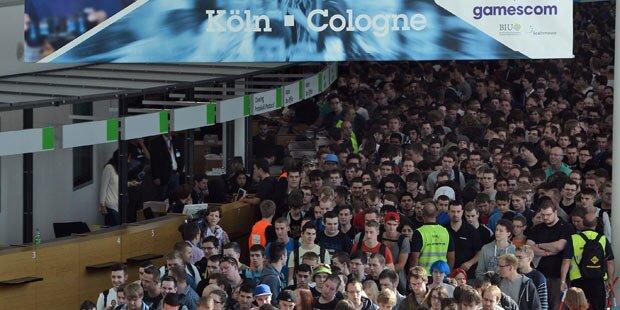 Fans stürmen die gamescom 2014
