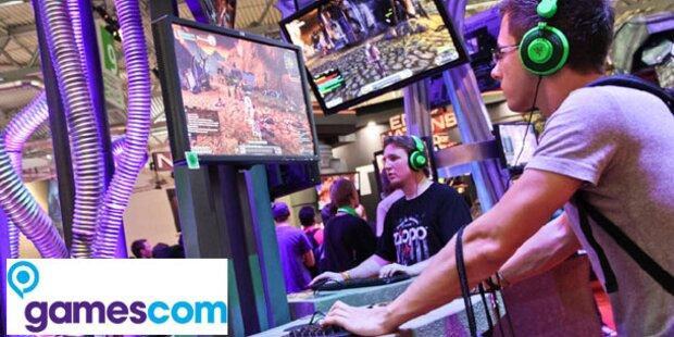 Das sind die Trends der gamescom 2012