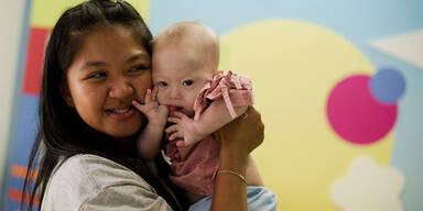 Eltern und Leihmutter streiten wegen Gammy