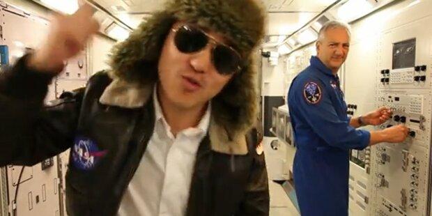 Parodie: NASA veralbert Gangnam Style