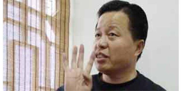 Chin. Anwalt nach Brief an US-Kongress entführt