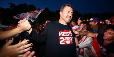 Medien: Oscar Garcia wechselt zu St. Etienne