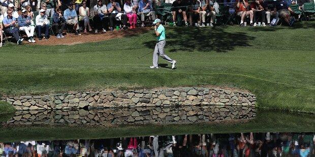 Golf-Superstar mit schlechtestem Loch aller Zeiten