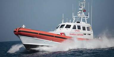 Mittelmeer: 741 Flüchtlinge gerettet