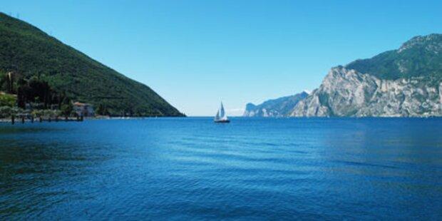 Gardasee ist beliebtester Badesee
