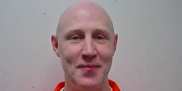 US-Häftling durch Kugelhagel hingerichtet
