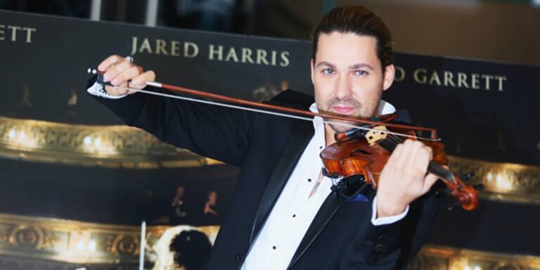 """""""Teufelsgeiger"""" spielt Vivaldi"""