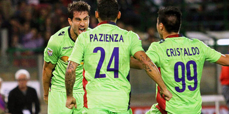 Garics führt Bologna zu 2. Saisonsieg