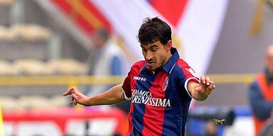 Garics schießt Bologna zum Sieg