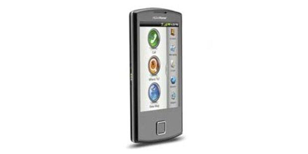 Garmin nüvifon A50 als Zukunftshoffnung