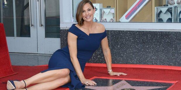 Garner mit Hollywood-Stern geehrt
