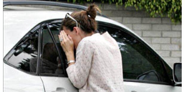 Jennifer Garner vergisst kleine Tochter im Auto