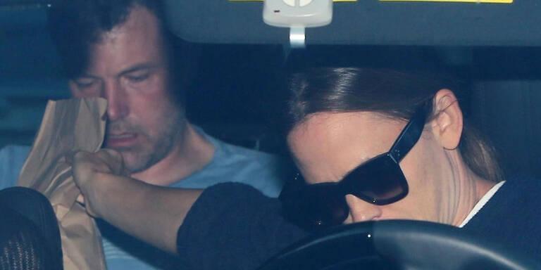Total betrunken: Ben Affleck wieder abgestürzt