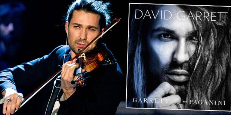 Neues Album von David Garrett gewinnen