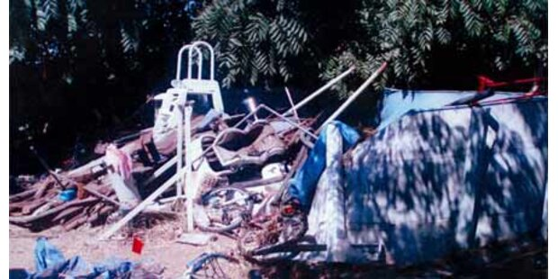 Jaycees Entführer lebten in Müllhalde