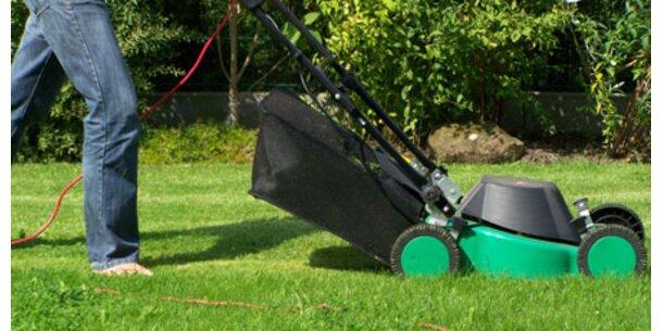 Gartenarbeit: Jährlich 10.300 Verletzte