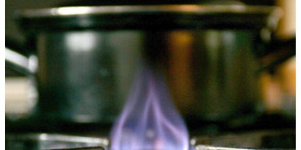 Gaskocher verursachte Zeltbrand im Burgenland