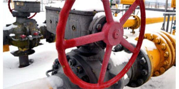 Am Montag tritt Gas-Notfallplan in Kraft
