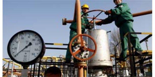Nach Russland unterzeichnet auch die Ukraine Gas-Abkommen