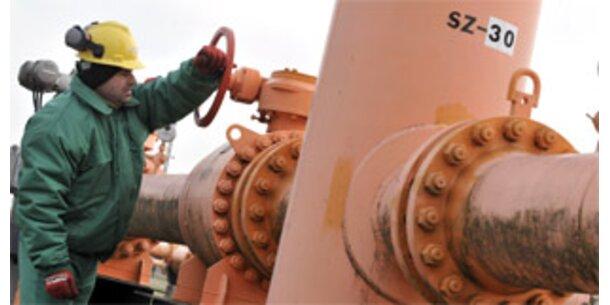 Frühestens nächste Woche Gas für EU via Ukraine