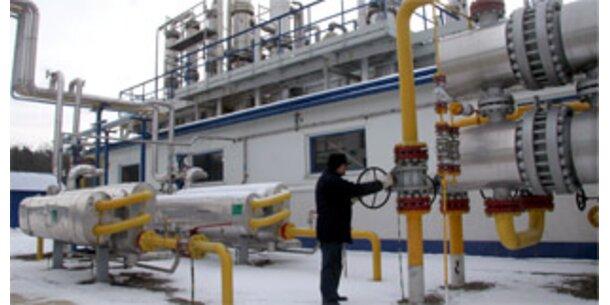 Russland wirft Ukraine Blockade der Gas-Einigung vor