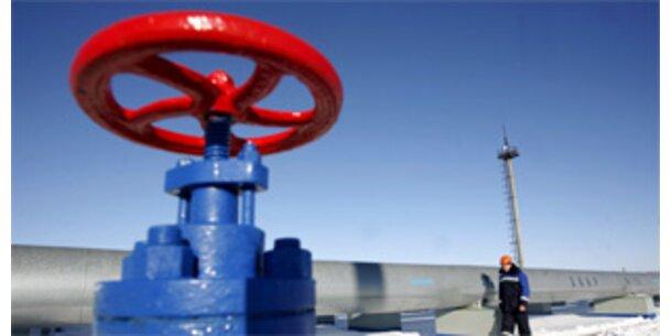 Ukraine blockiert Gaslieferungen nach Europa