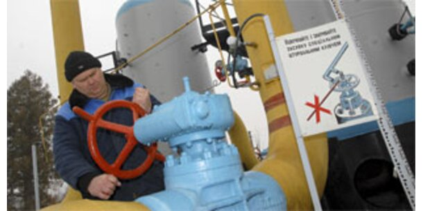 Tschechien bietet Slowakei Gaslieferungen an
