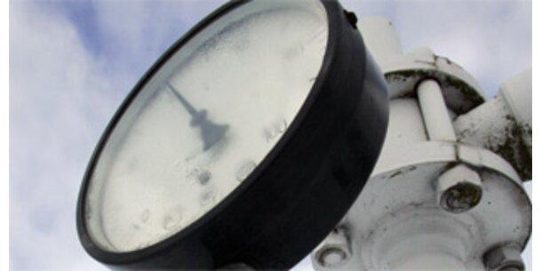 Russisches Gas seit 19 Uhr wieder in Ö