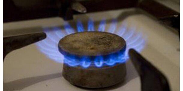 Gas ist um 10 bis 15 Prozent zu teuer