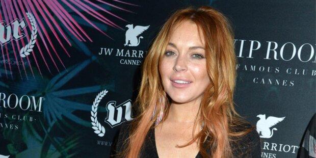 Lindsay Lohan freut sich schon auf Linz