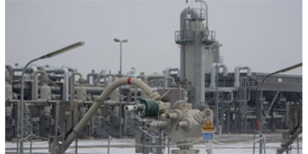 Wie lange halten die Gas-Vorräte?