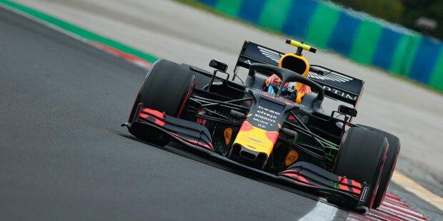 Paukenschlag: Fahrerwechsel bei Red Bull