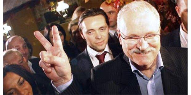 Gasparovic bleibt slowakischer Präsident