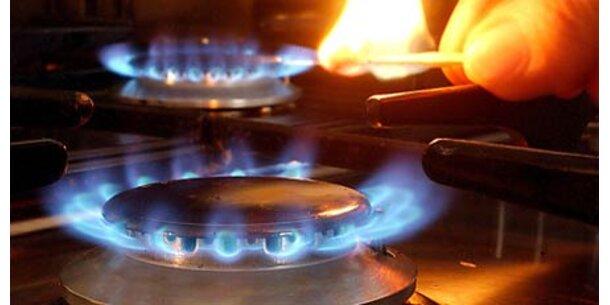 Gas wird in Wien und NÖ billiger