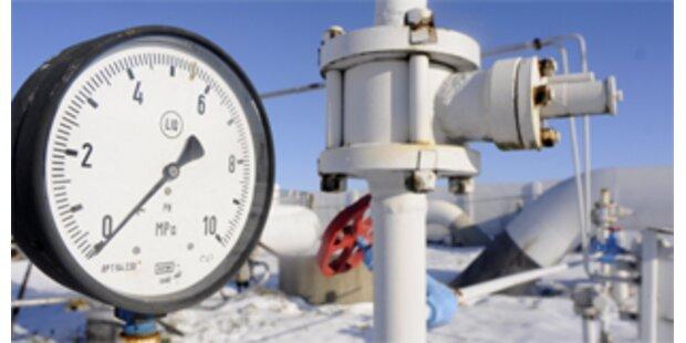 Lieferprobleme in Europa nach Gas-Embargo Moskaus