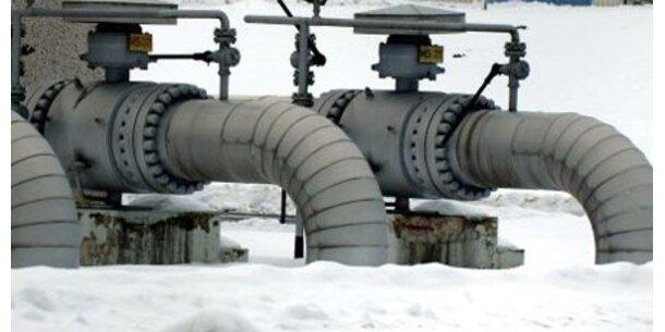 Ukraine zahlt Gas-Rechnung