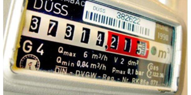Gaspreis in Wien soll 2009 noch stärker fallen