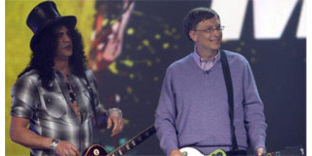 Bill Gates' letzter Auftritt