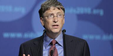 """""""Rivale"""" Bill Gates ist zu tiefst betroffen"""