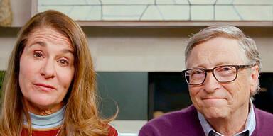Melinda und Bill Gates