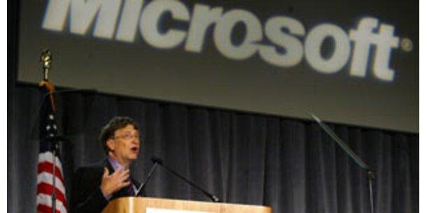 Microsoft Klingelton-Anbieter für 46 Mio. Dollar
