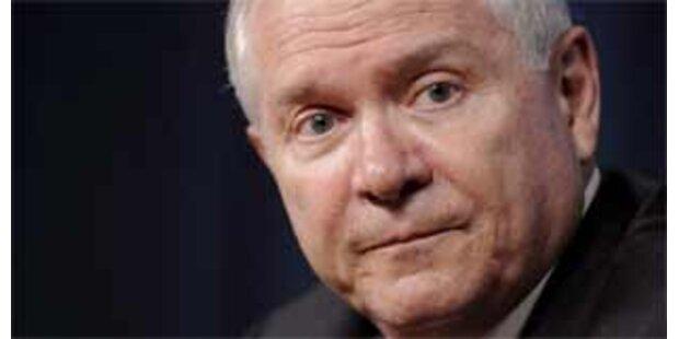 Gates bleibt unter Obama Verteidigungsminister