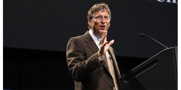Bill Gates ist reichster Amerikaner