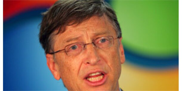 Stiftung von Bill Gates spendete 200 Mio Euro