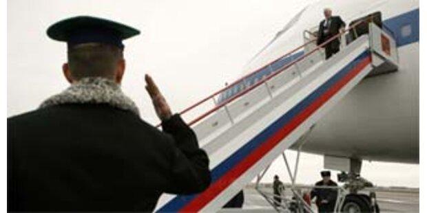 Neue Verhandlungen in Moskau
