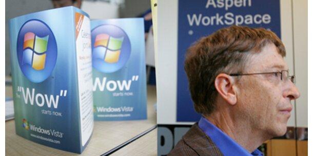 Weniger Gewinn für Microsoft im 2. Quartal