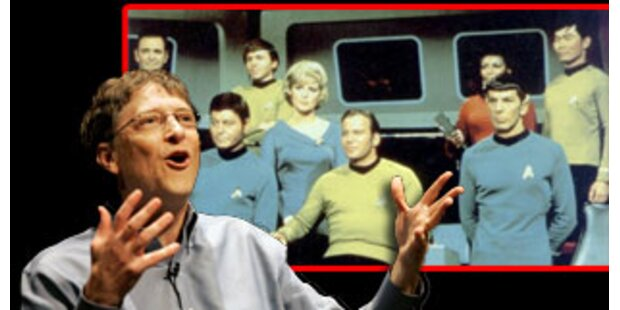 Bill Gates sagte das Ende der Tastatur voraus
