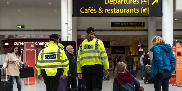 Terror-Alarm in Großbritannien